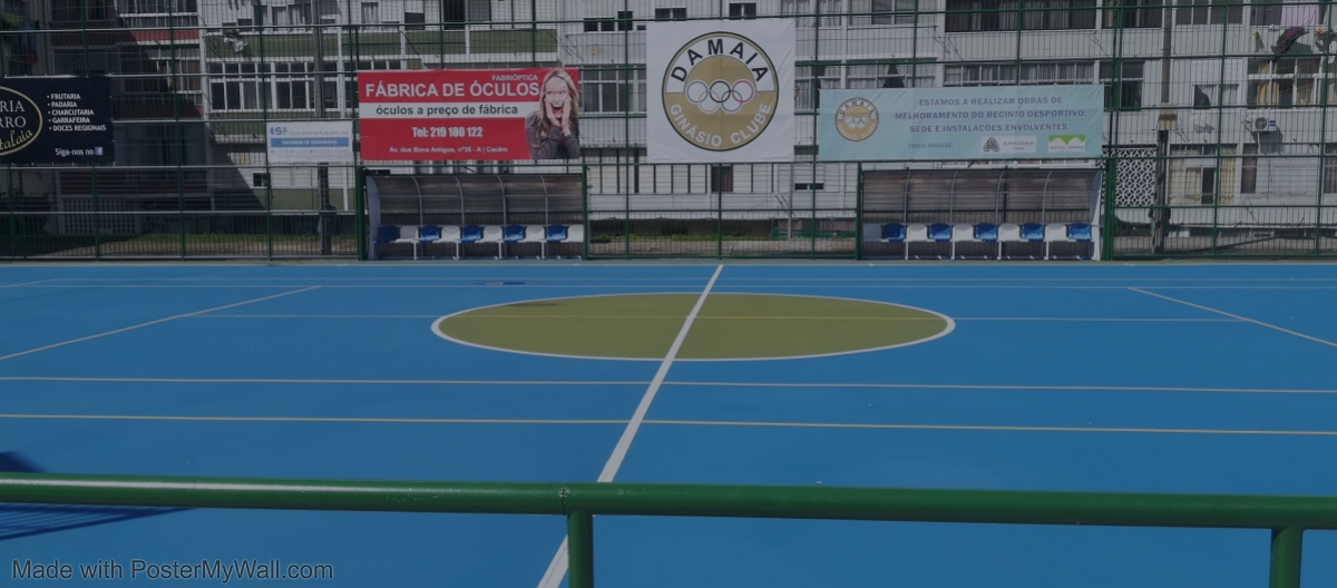 Aluguer Ringue Futsal